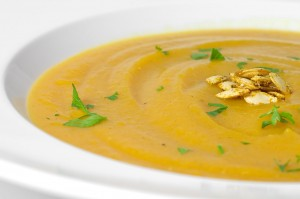 butternutsquash-young coconut-soup