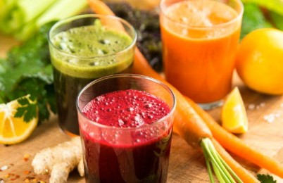 raw-juicing and Ayurveda