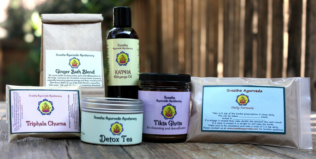 Ayurvedic Herbal Detox Kit