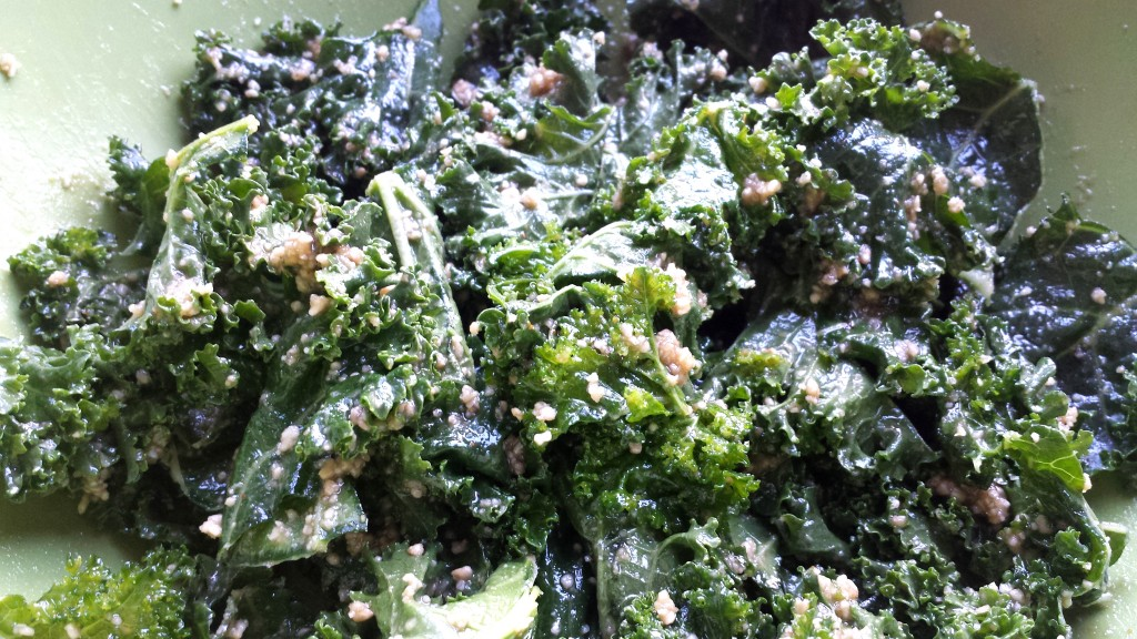 Ayurvedic Kale Chip Recipe
