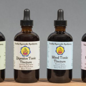 Tinctures and Elixirs